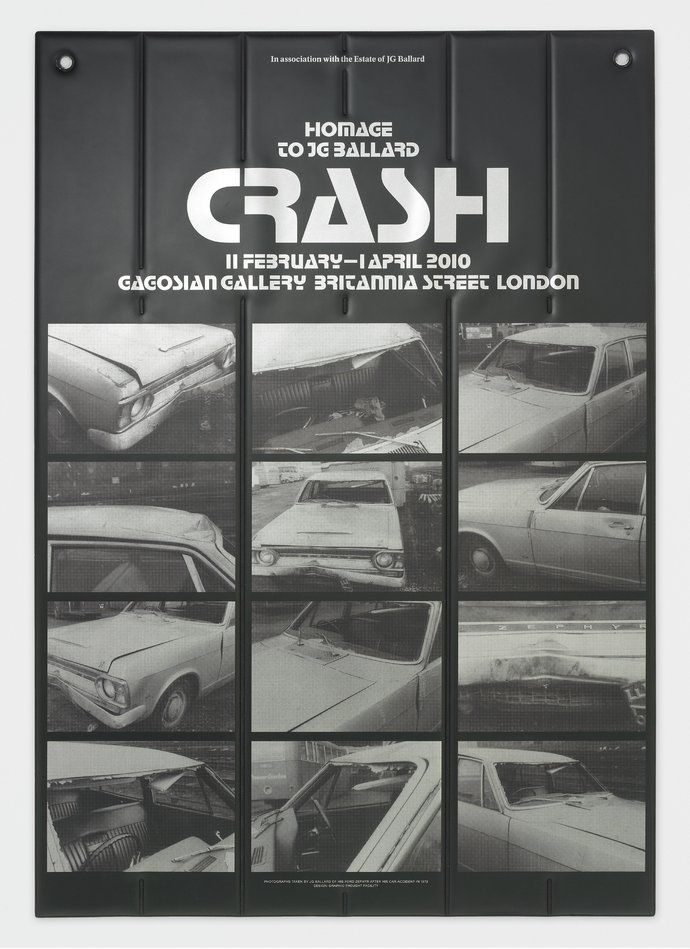 Gagosian – Crash: Homage to JG Ballard, 2010 (Publication), image 11