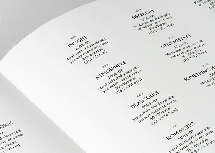 Gagosian – Damien Hirst: Poisons + Remedies, 2011 (Publication), image 7