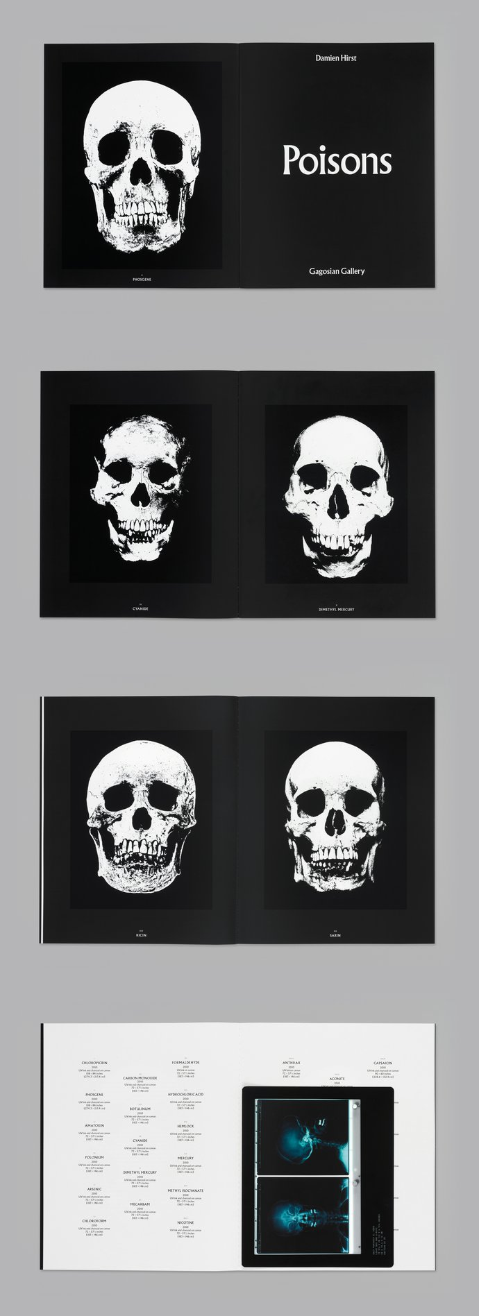 Gagosian – Damien Hirst: Poisons + Remedies, 2011 (Publication), image 4