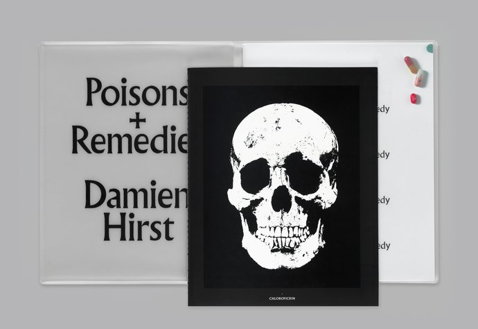 Gagosian – Damien Hirst: Poisons + Remedies, 2011 (Publication), image 3