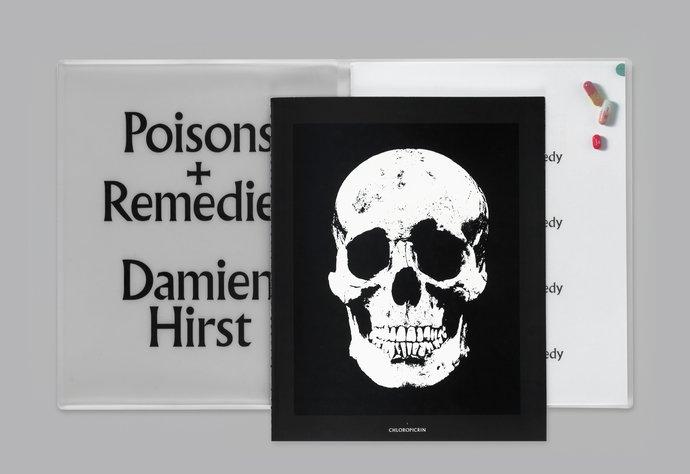 Gagosian – Damien Hirst: Poisons + Remedies, 2011 (Publication), image 3