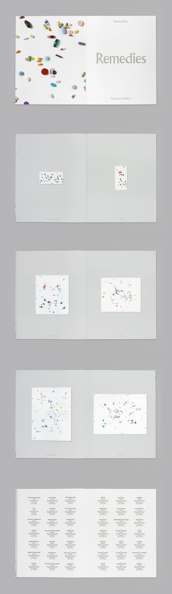 Gagosian – Damien Hirst: Poisons + Remedies, 2011 (Publication), image 6