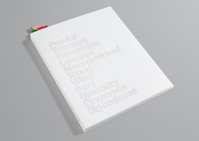 Gagosian – Pop Art Is: (with Peter Saville), 2007 (Publication), image 2