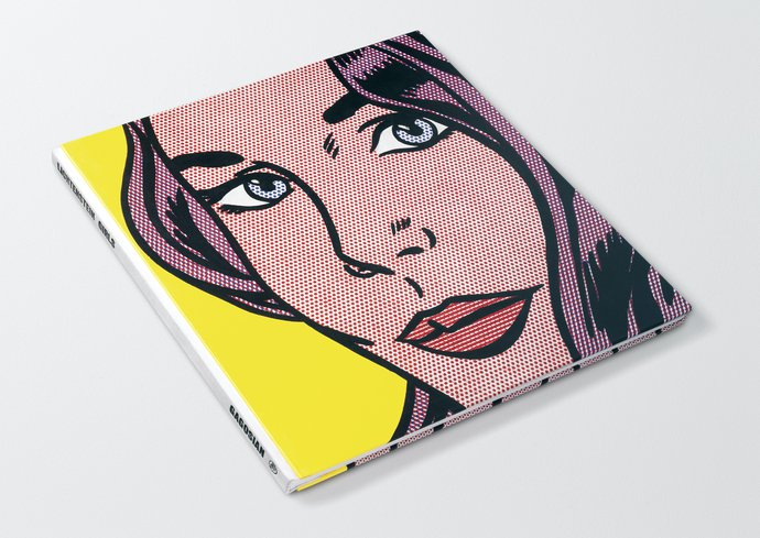 Gagosian – Roy Lichtenstein: Girls, 2008 (Publication), image 1