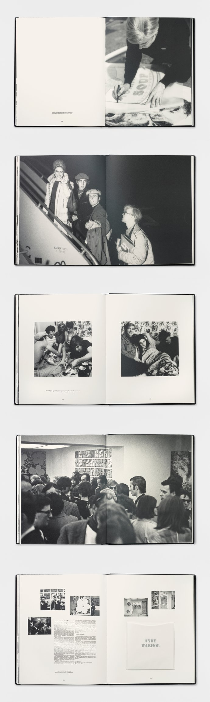 Gagosian – Warhol from the Sonnabend Collection, 2009 (Publication), image 5