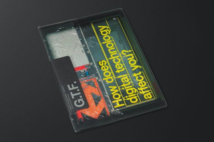 Gabrielle Capelli Editions – GTF: Bits World, 2001 (Publication), image 1