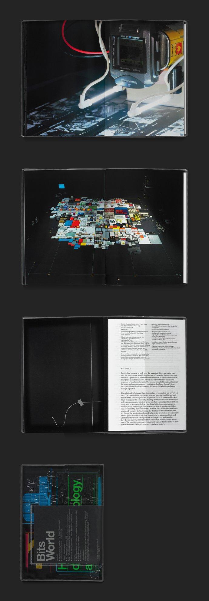 Gabrielle Capelli Editions – GTF: Bits World, 2001 (Publication), image 4