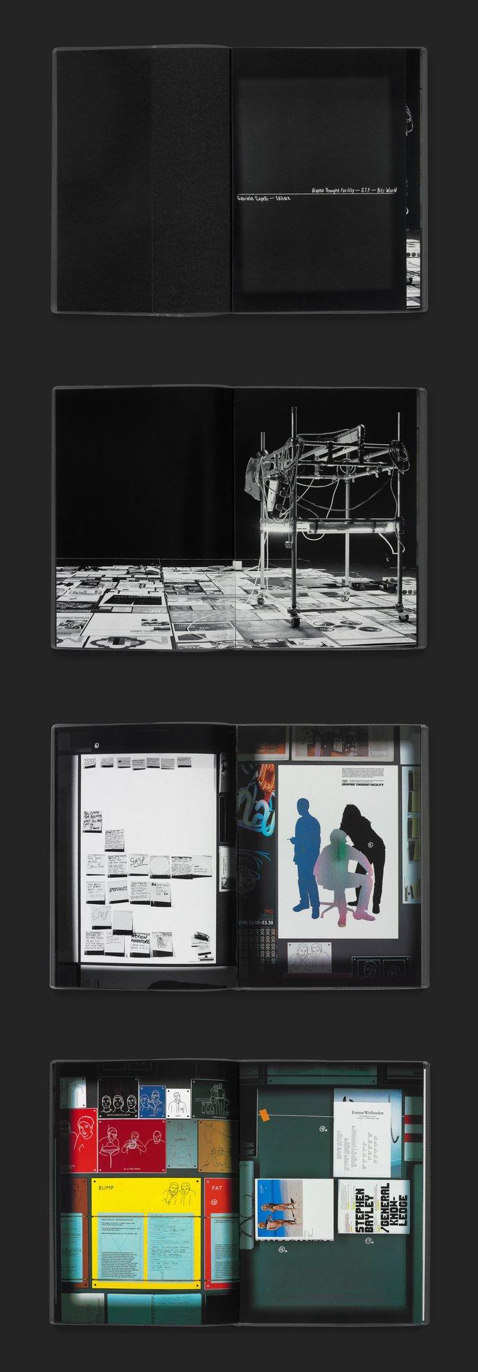 Gabrielle Capelli Editions – GTF: Bits World, 2001 (Publication), image 3