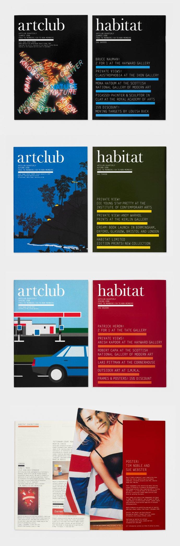 Habitat – Artclub, 1996 (Retail), image 8