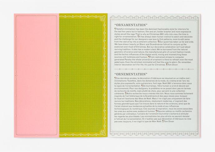 Habitat – Christmas 2001: Ornamentation collection (Retail), image 3