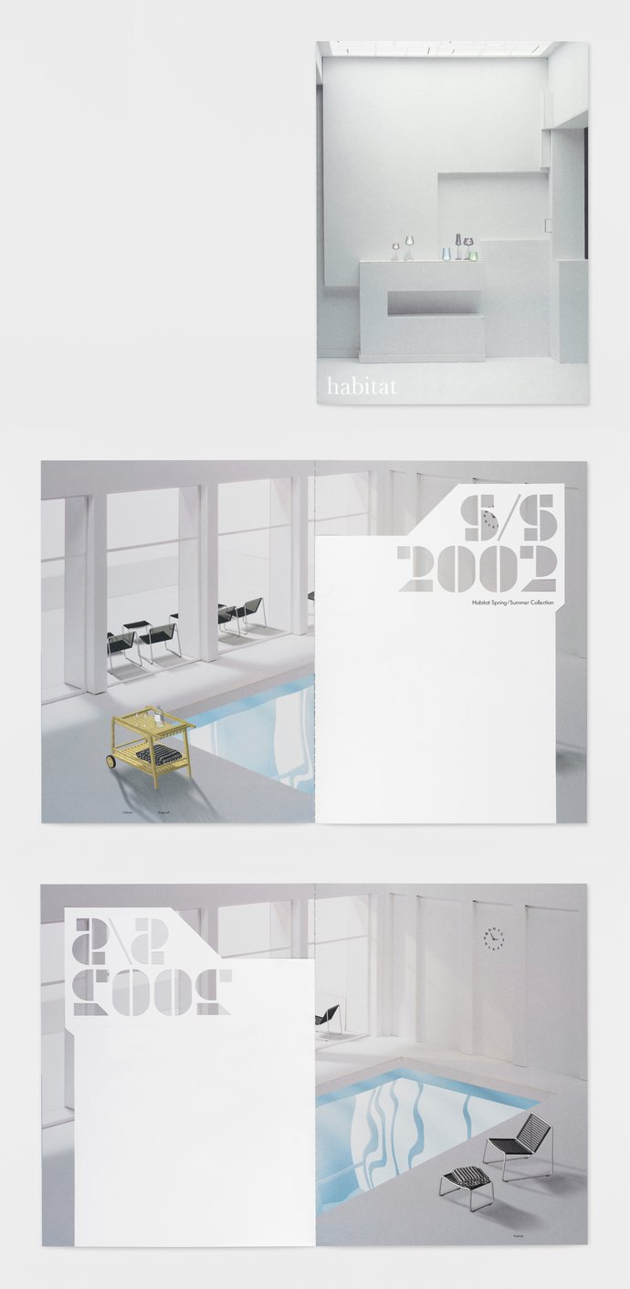 Habitat – Spring/Summer 2002: Villa Noailles collection (Retail), image 1