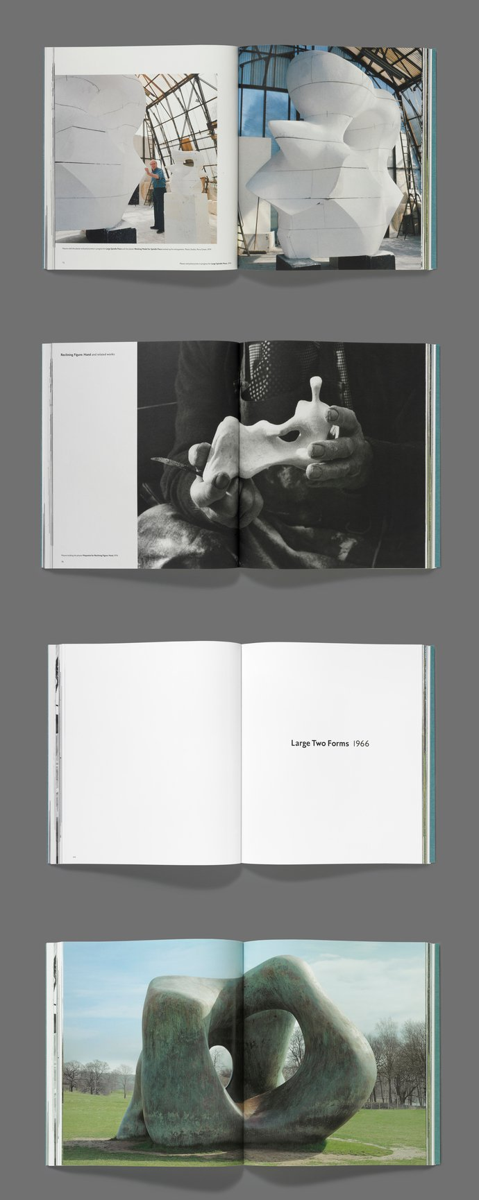 Gagosian – Henry Moore: Late Large Forms, 2012 (Publication), image 6