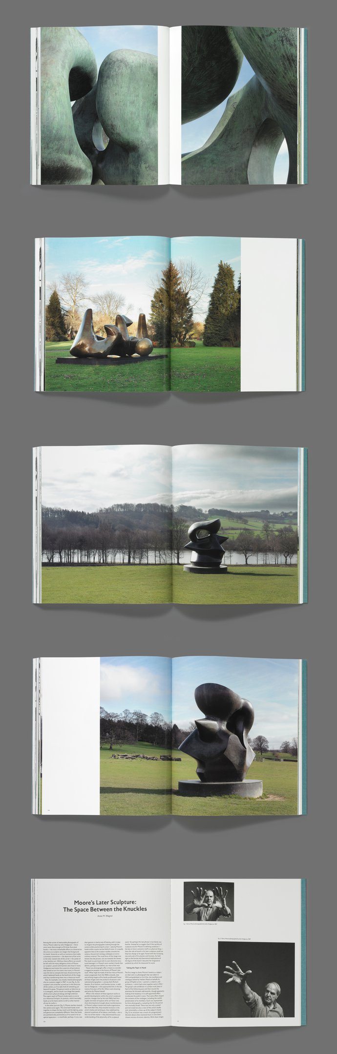 Gagosian – Henry Moore: Late Large Forms, 2012 (Publication), image 7