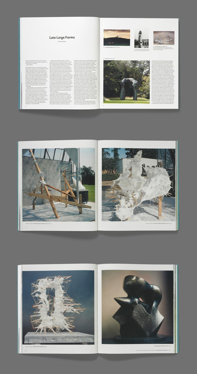 Gagosian – Henry Moore: Late Large Forms, 2012 (Publication), image 4