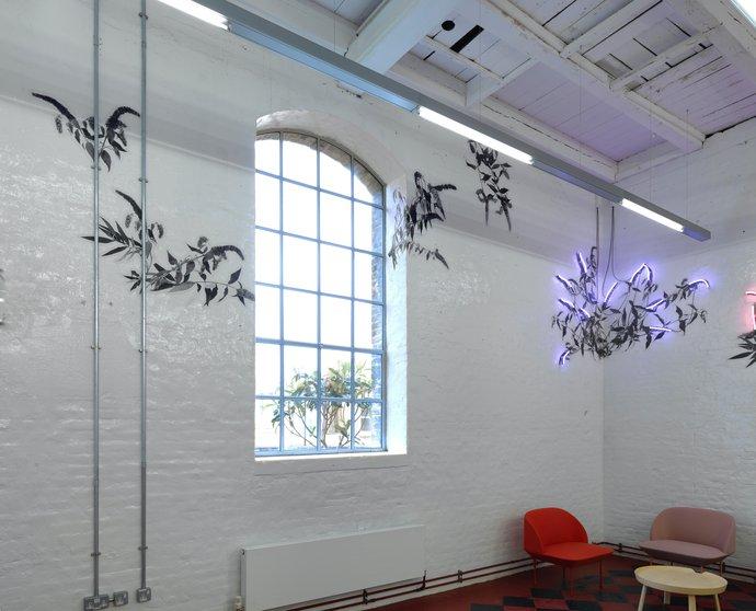 Hult International Business School – Wayfinding, 2015, image 2