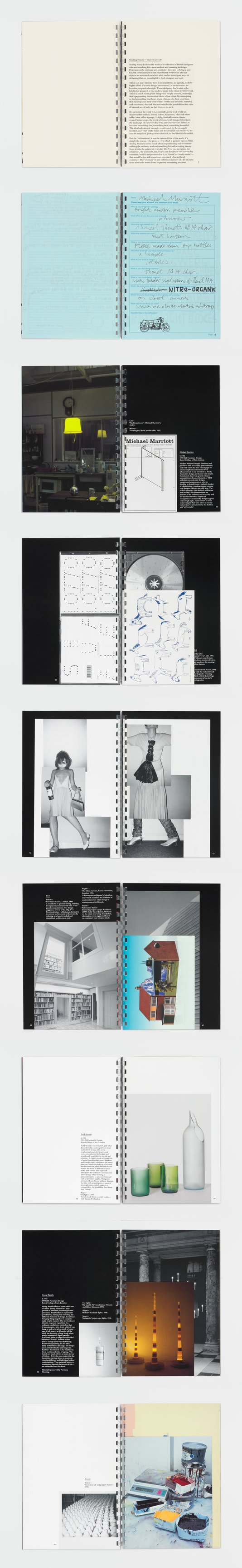 ICA – Stealing Beauty: New British Design, 1999 (Publication), image 4