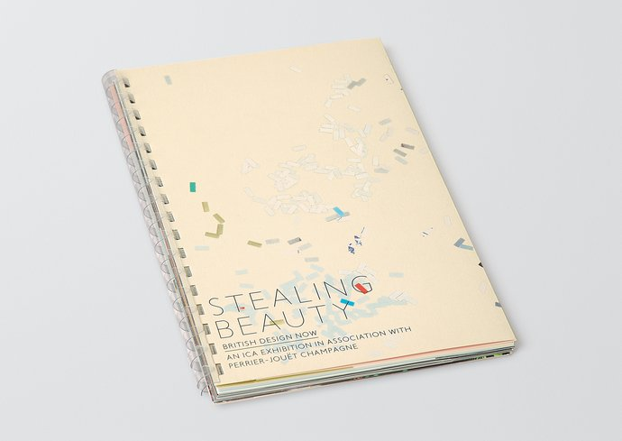 ICA – Stealing Beauty: New British Design, 1999 (Publication), image 1