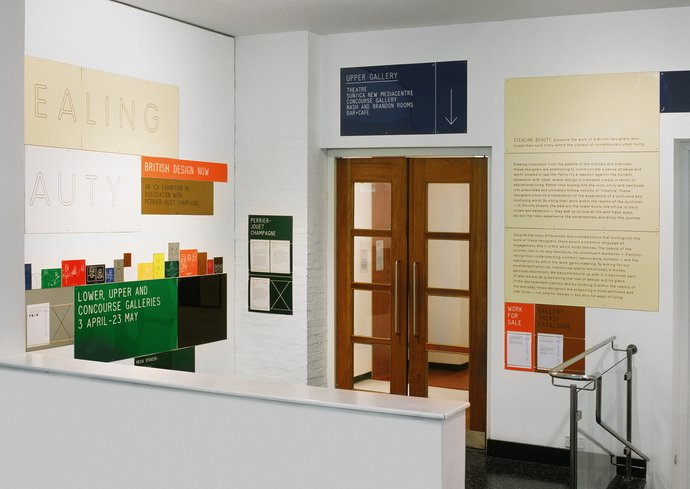 ICA – Stealing Beauty: New British Design, 1999 (Exhibition), image 2