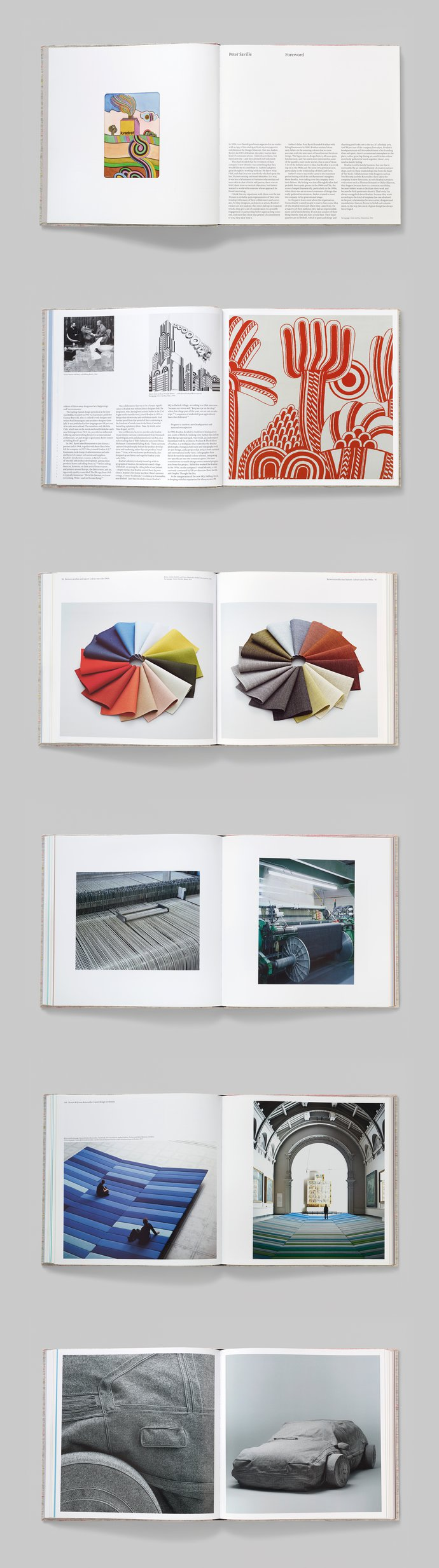 Kvadrat – Interwoven: Kvadrat textile and design, 2014 (Publication), image 4