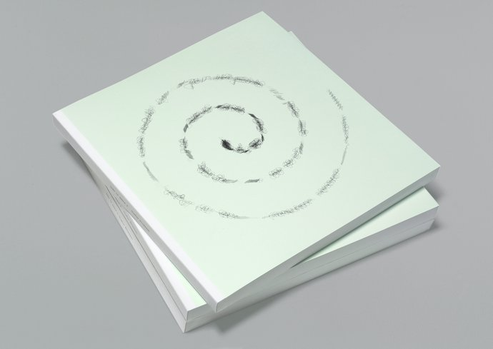 Olafur Eliasson – Life is Space 4 (with Peter Saville), 2012 (Publication), image 1