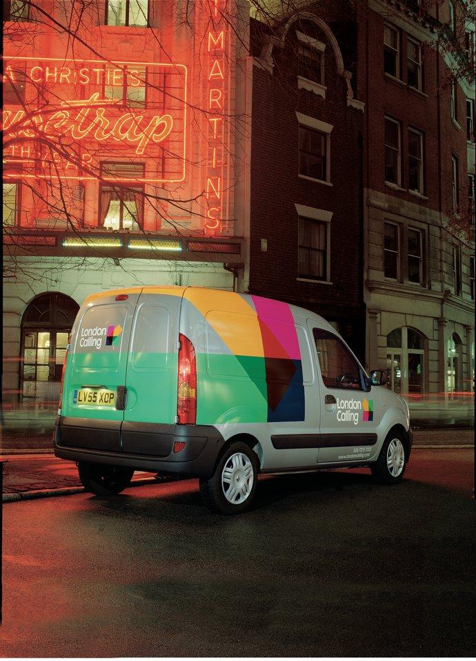 London Calling – Identity, 2005, image 1