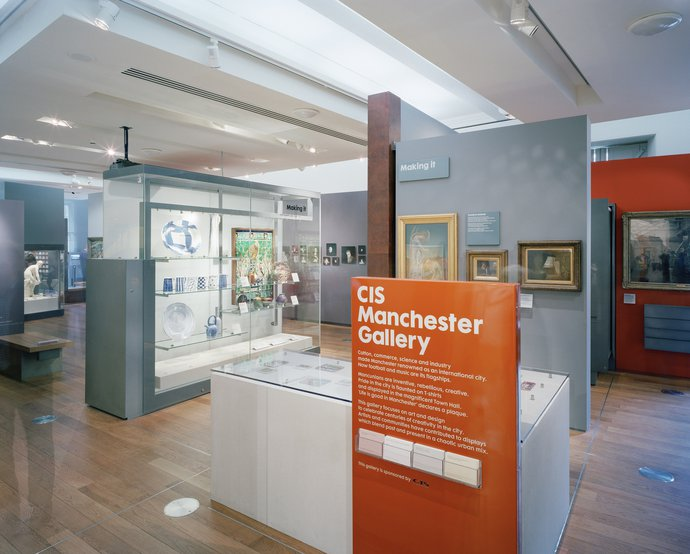 Manchester City Gallery – Gallery of Craft & Design and Manchester Gallery, 2002 (Exhibition), image 4