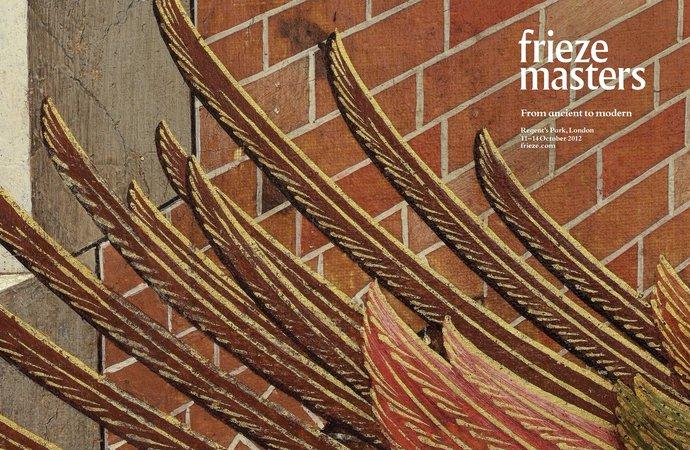 Frieze Masters – 2012 campaign, image 2