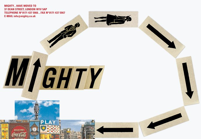 Mighty Productions – Identity, 1996, image 2