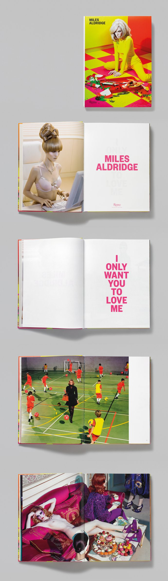 Rizzoli – Miles Aldridge: I Only Want You to Love Me, 2013 (Publication), image 2