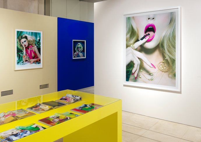 Somerset House – Miles Aldridge: I Only Want You To Love Me, 2013 (Exhibition), image 3