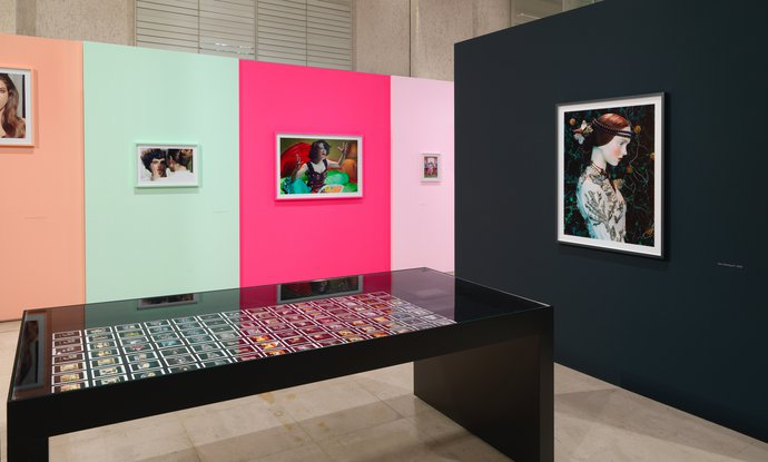 Somerset House – Miles Aldridge: I Only Want You To Love Me, 2013 (Exhibition), image 8