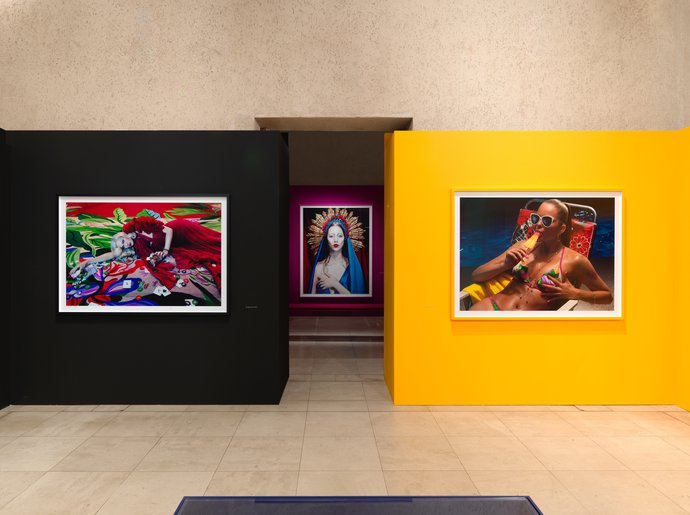 Somerset House – Miles Aldridge: I Only Want You To Love Me, 2013 (Exhibition), image 1