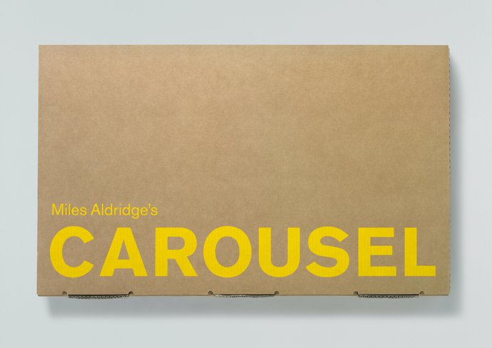 Brancolini Grimaldi – Miles Aldridge's CAROUSEL, 2013 (Edition), image 10