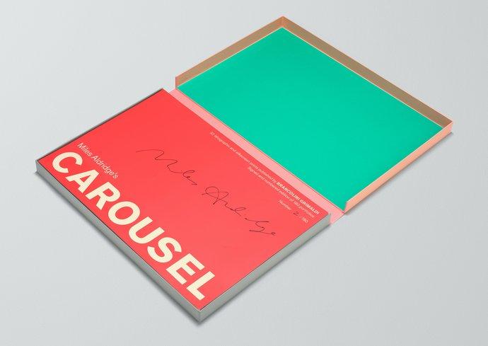 Brancolini Grimaldi – Miles Aldridge's CAROUSEL, 2013 (Edition), image 2