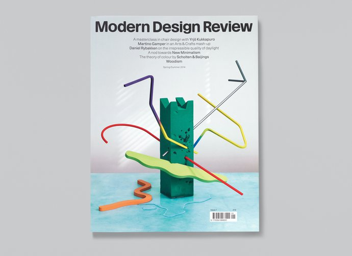 Modern Design Review – Issues 1 and 2, 2014 (Publication), image 1