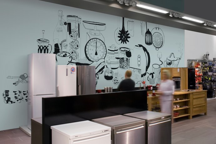 M&S – Store environments, 2003 (Retail), image 13