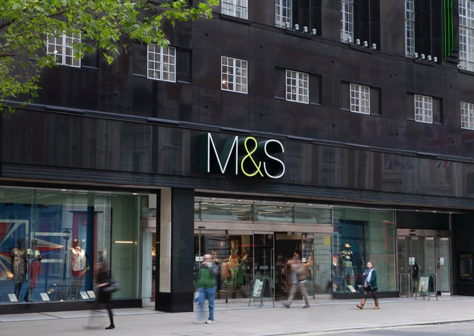 M&S – Store environments, 2003 (Retail), image 2