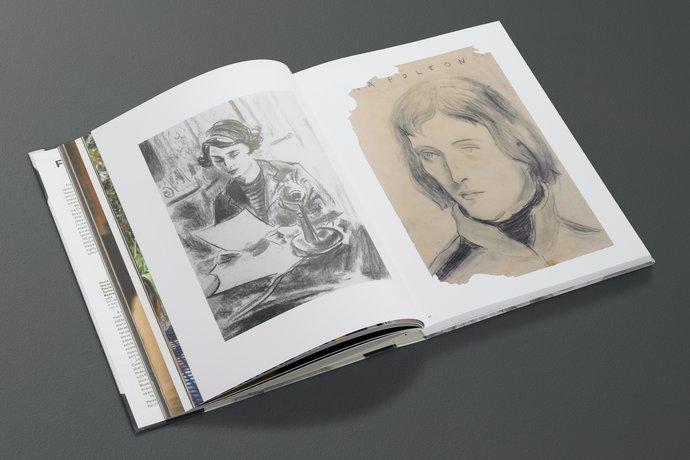 Phaidon/New Museum – Elizabeth Peyton: Live Forever, 2008 (Publication), image 7