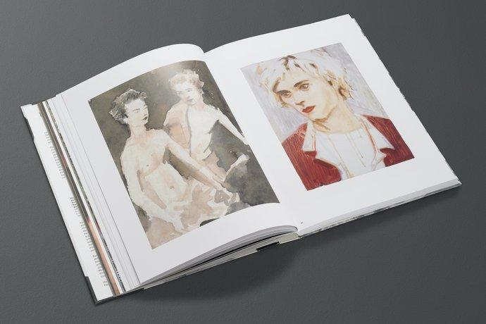 Phaidon/New Museum – Elizabeth Peyton: Live Forever, 2008 (Publication), image 8