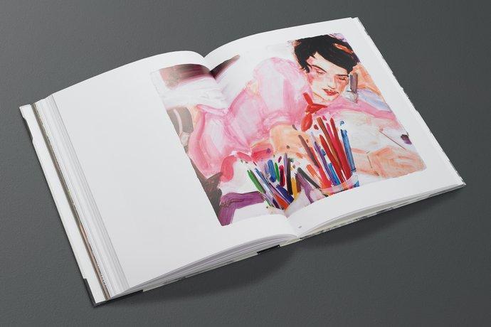 Phaidon/New Museum – Elizabeth Peyton: Live Forever, 2008 (Publication), image 9
