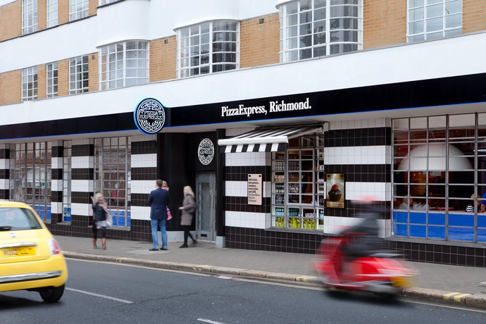 Pizza Express – Concept Restaurants, 2010 (Identity), image 1