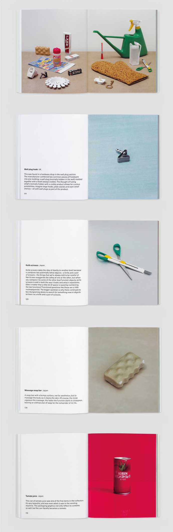 Rizzoli – Usefullness in Small Things: Items from the Under a Fiver Collection, 2011 (Publication), image 3