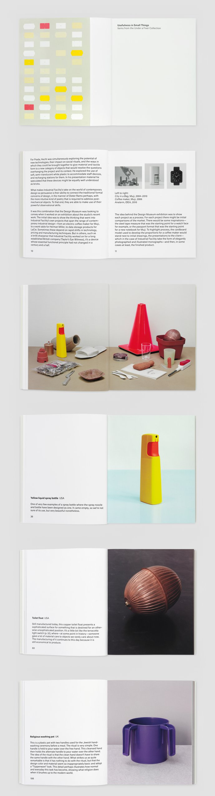 Rizzoli – Usefullness in Small Things: Items from the Under a Fiver Collection, 2011 (Publication), image 2
