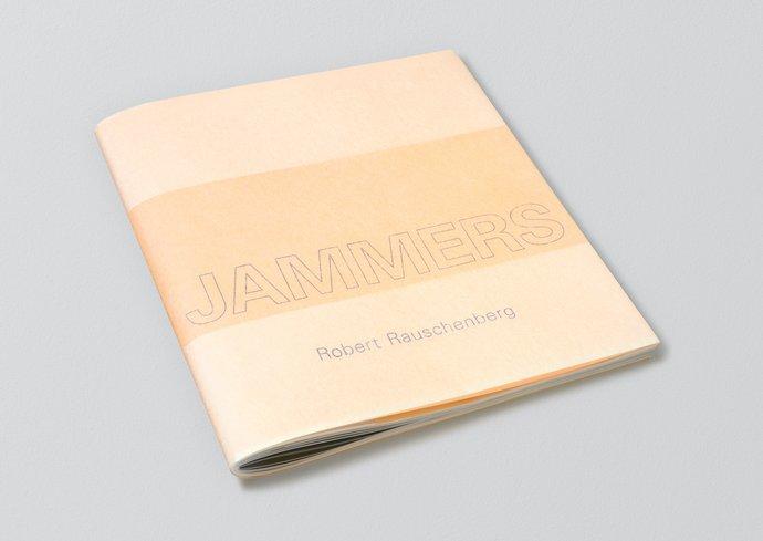 Gagosian – Robert Rauschenberg: Jammers, 2013 (Publication), image 1