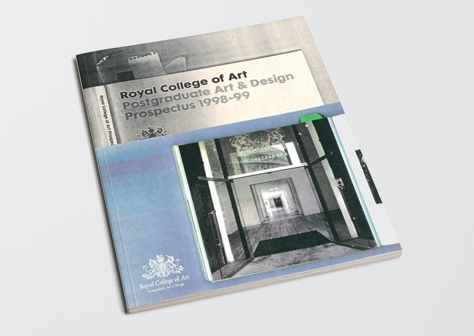 Royal College of Art  – 1998/1999 Prospectus, 1997 (Publication), image 1