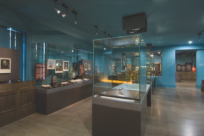 Royal Observatory, Greenwich – Time and Longitude, 2005 (Exhibition), image 3