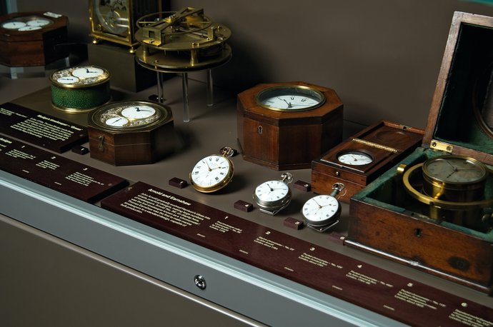 Royal Observatory, Greenwich – Time and Longitude, 2005 (Exhibition), image 2