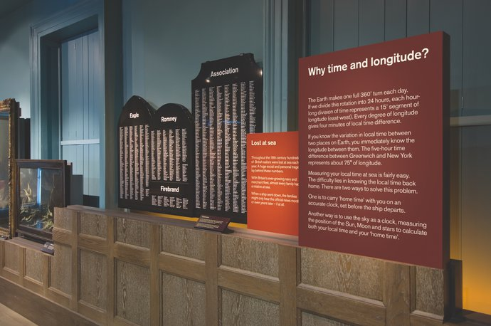 Royal Observatory, Greenwich – Time and Longitude, 2005 (Exhibition), image 4
