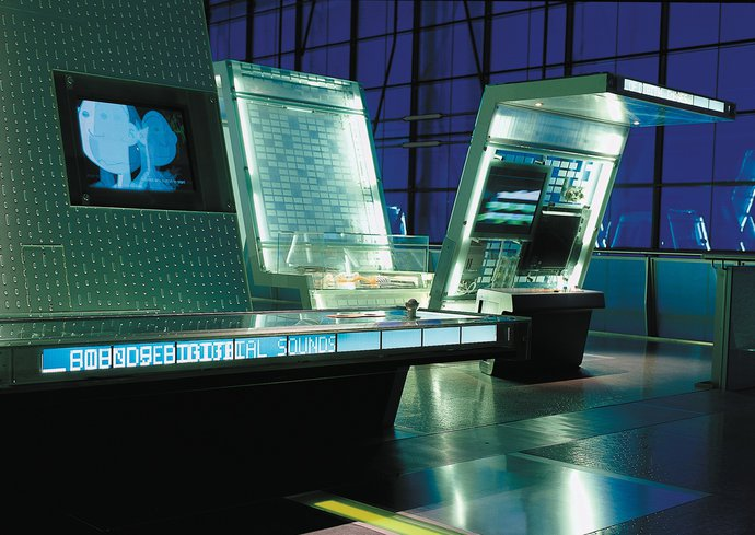 Science Museum – Digitopolis, 2000 (Exhibition), image 8