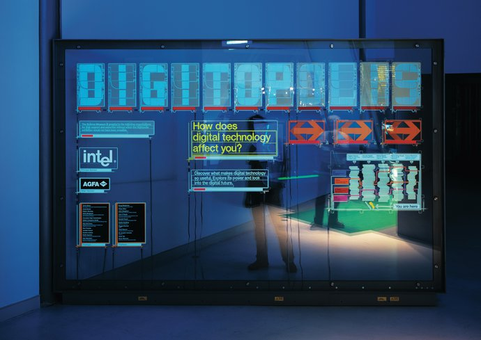 Science Museum – Digitopolis, 2000 (Exhibition), image 1